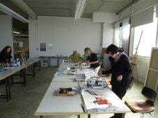 Aquarellkurs bei Andreas Mattern, f.k.a. Gerlingen, 2012