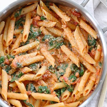 Top 10 Pasta Recipes From Pinterest