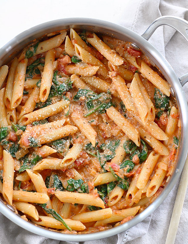 10 Best Pasta Recipes From Pinterest
