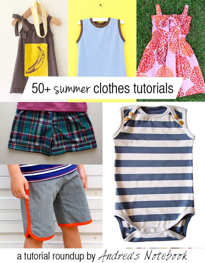 50+ summer clothes roundup