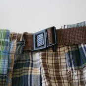 DIY buckle waistband