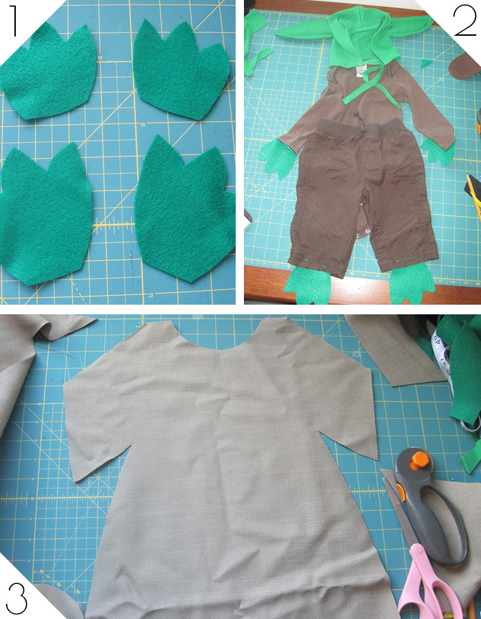 yoda costume tutorial