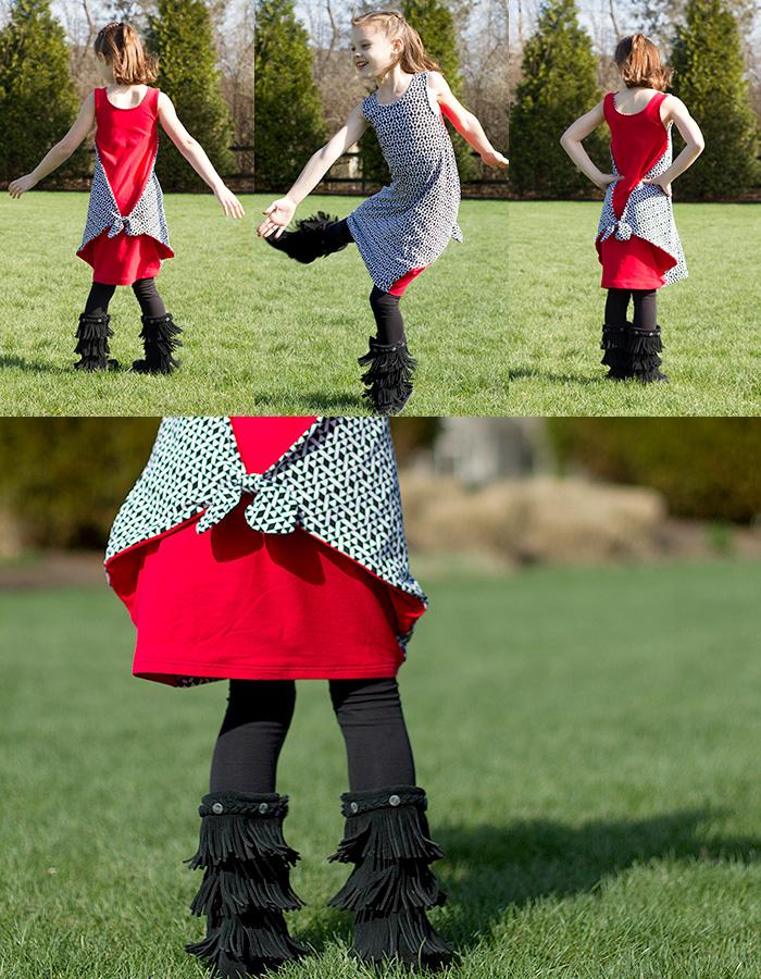 Red Dress pattern