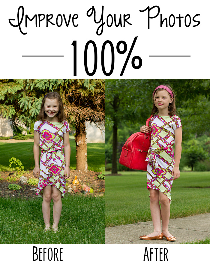 How to improve your photos 100%