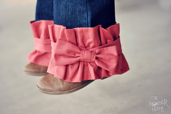 Make pants longer! Lots of great tips to make kids clothes last longer!