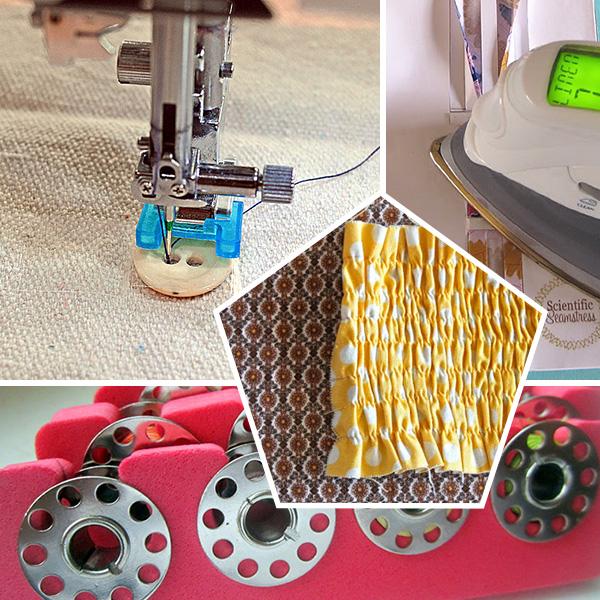 40 sewing hacks and tips!