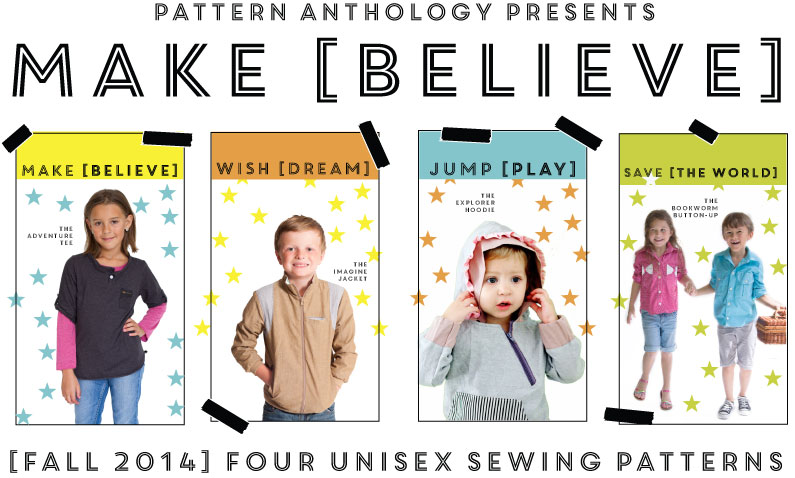 New Pattern Anthology Collection!