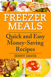 Freezer meals. 5 stars on Amazon.