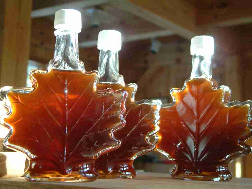 How to make your own real maple syrup.