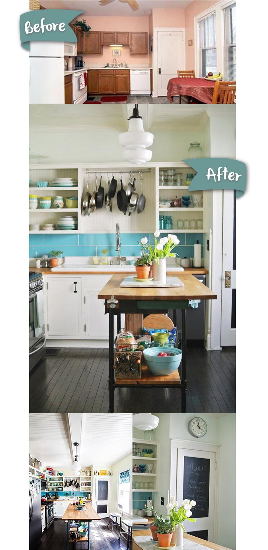 Beautiful kitchen remodel!