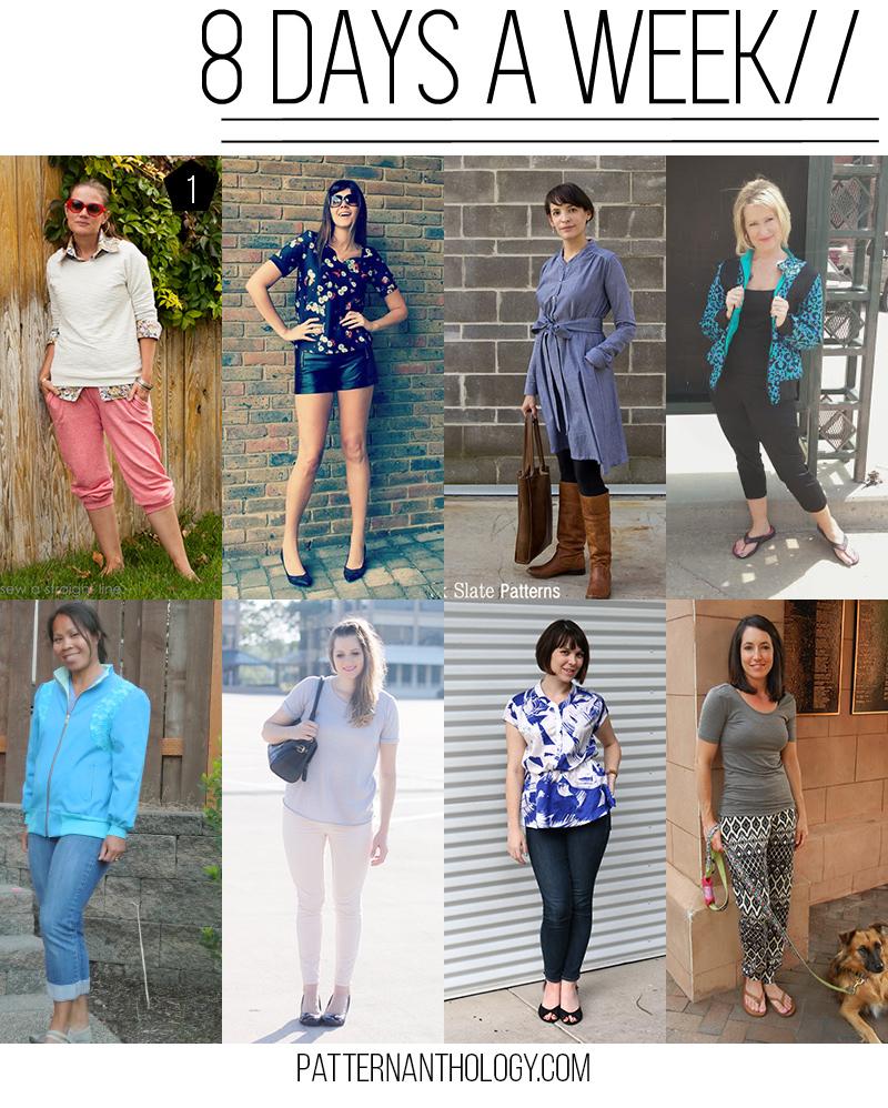 Mccartney jacket pattern 8 days a week shwin shwin for 8 days a week