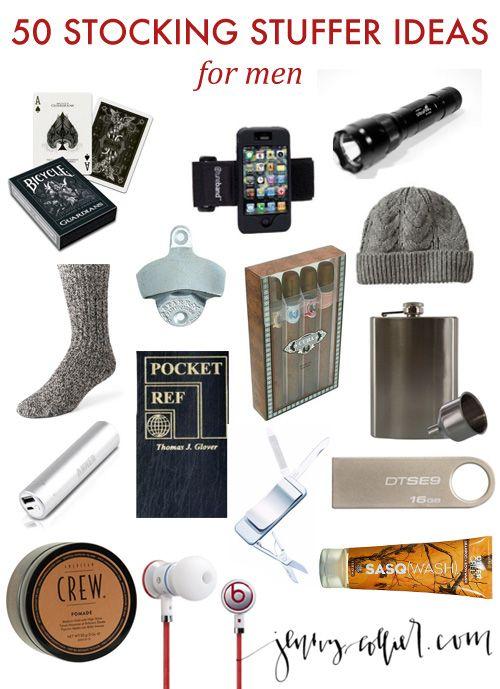 tons of stocking stuffer ideas!
