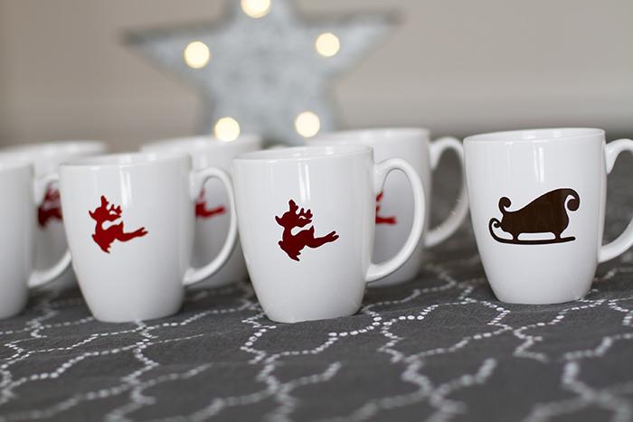 DIY Christmas mug