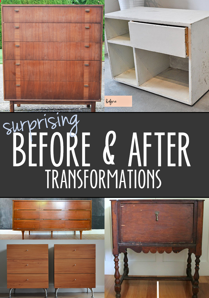 Surprising before & after DIY transformations! WOW!