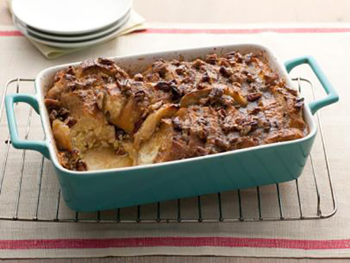 Make ahead french toast casserole