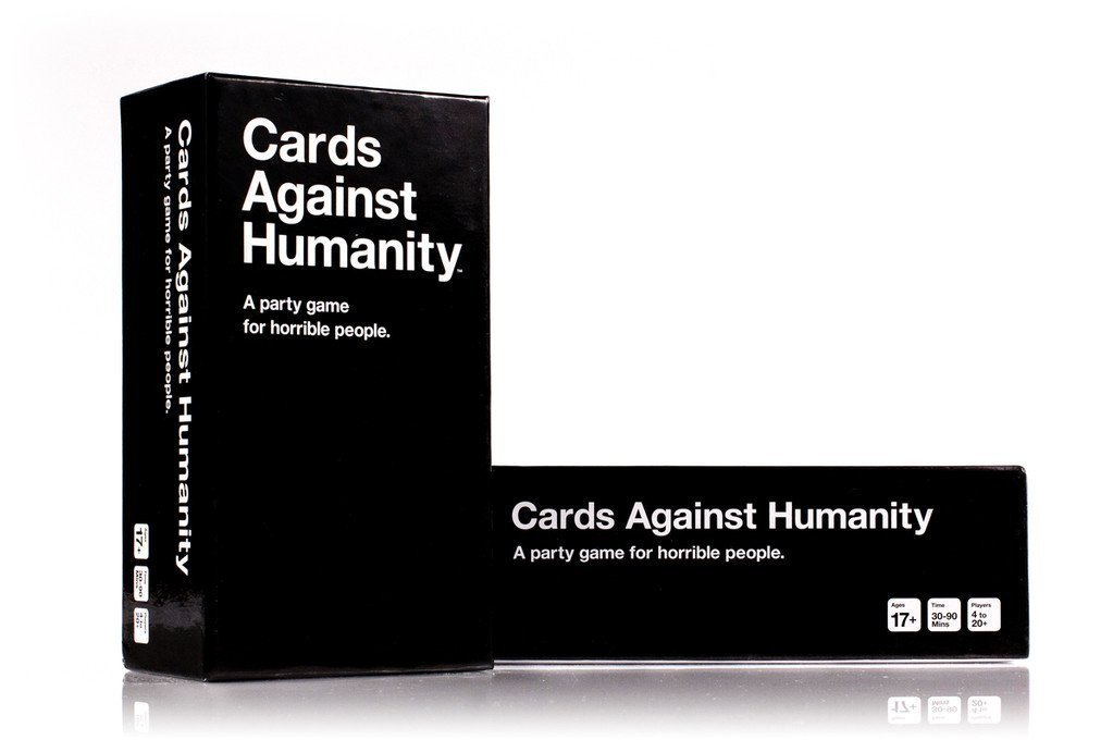 Print your own cards against humanity game - party game fun!