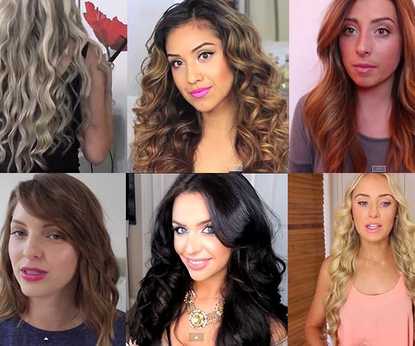 6 fantastic hair tutorials