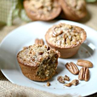 Pecan Pie Muffin recipe