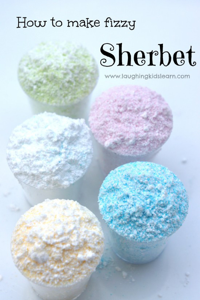 Homemade Sherbet