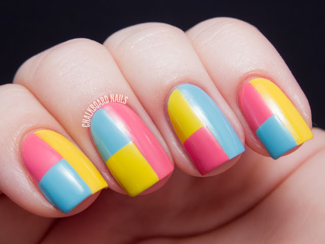 Spring 2015 Nail Art Tutorials