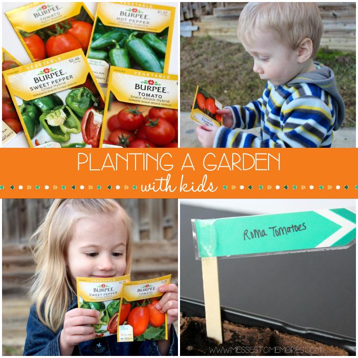 garden collage