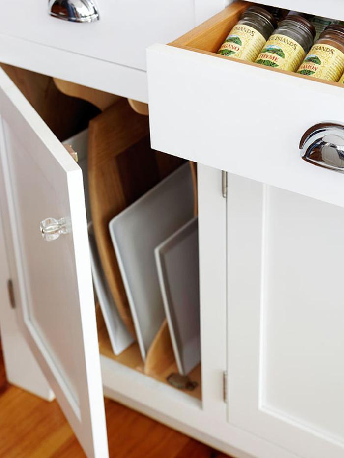Kitchen Cupboard Dividers