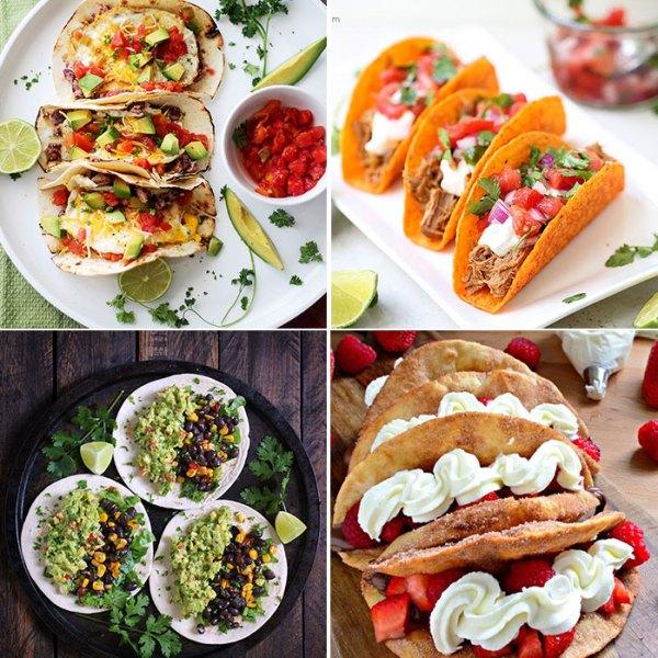the best taco recipes