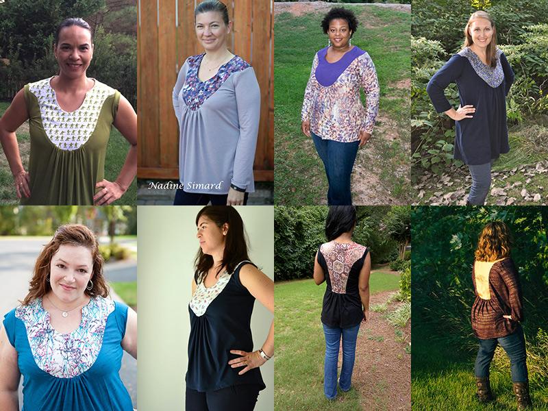 The Adora Dress & Top Pattern