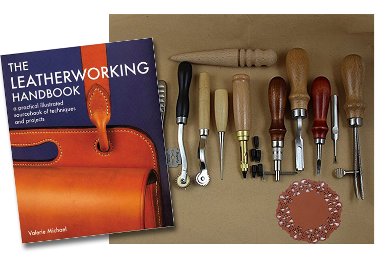Learn how to work with leather!