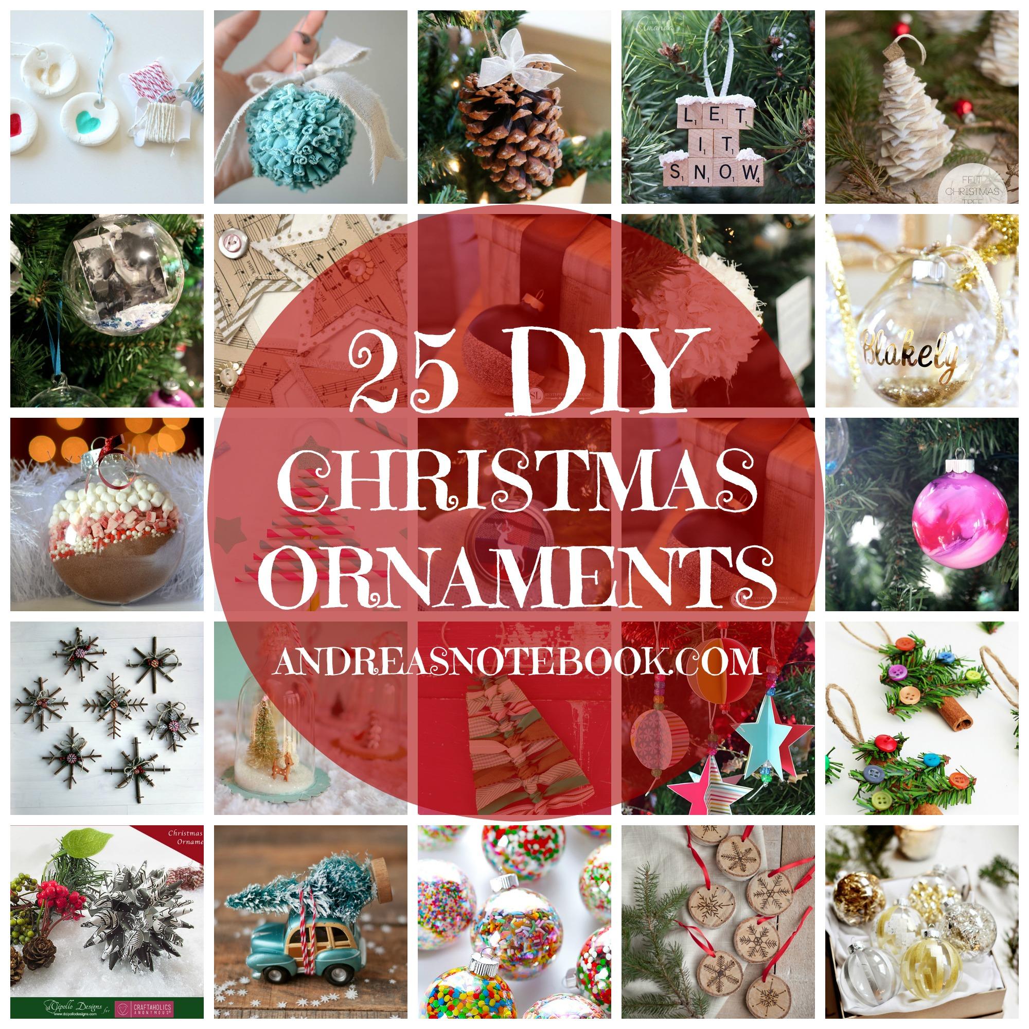 diy ornaments cover
