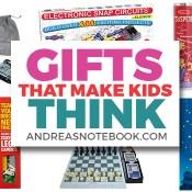 Gifts that Make Kids Think!
