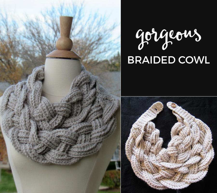 BRAIDED-COWL