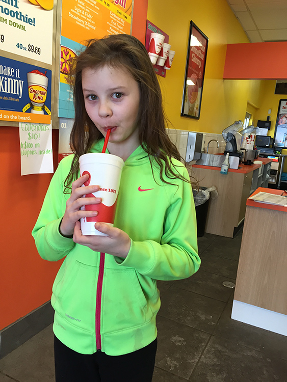 Smoothie King has great gluten free options