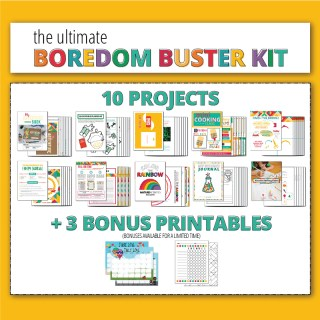 Boredom Busters Kit