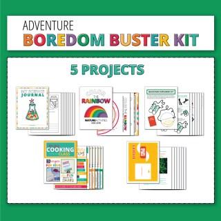Boredom Busters Adventure Kit