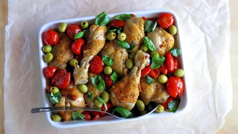 Instant Pot - paleo chicken dish