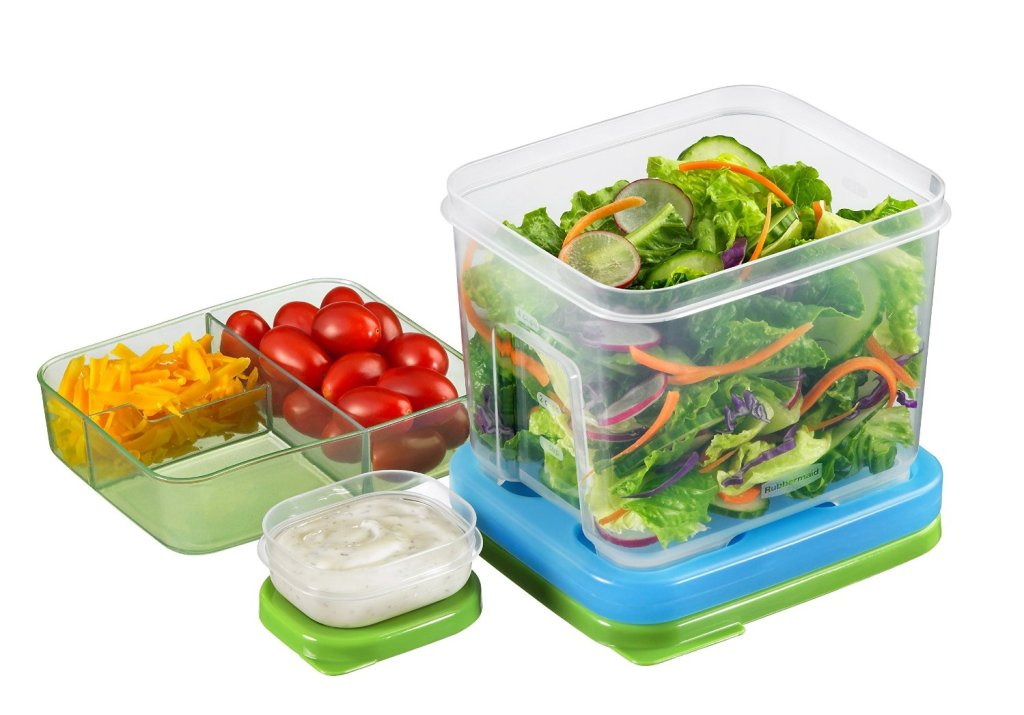 On the go salad containers reviews