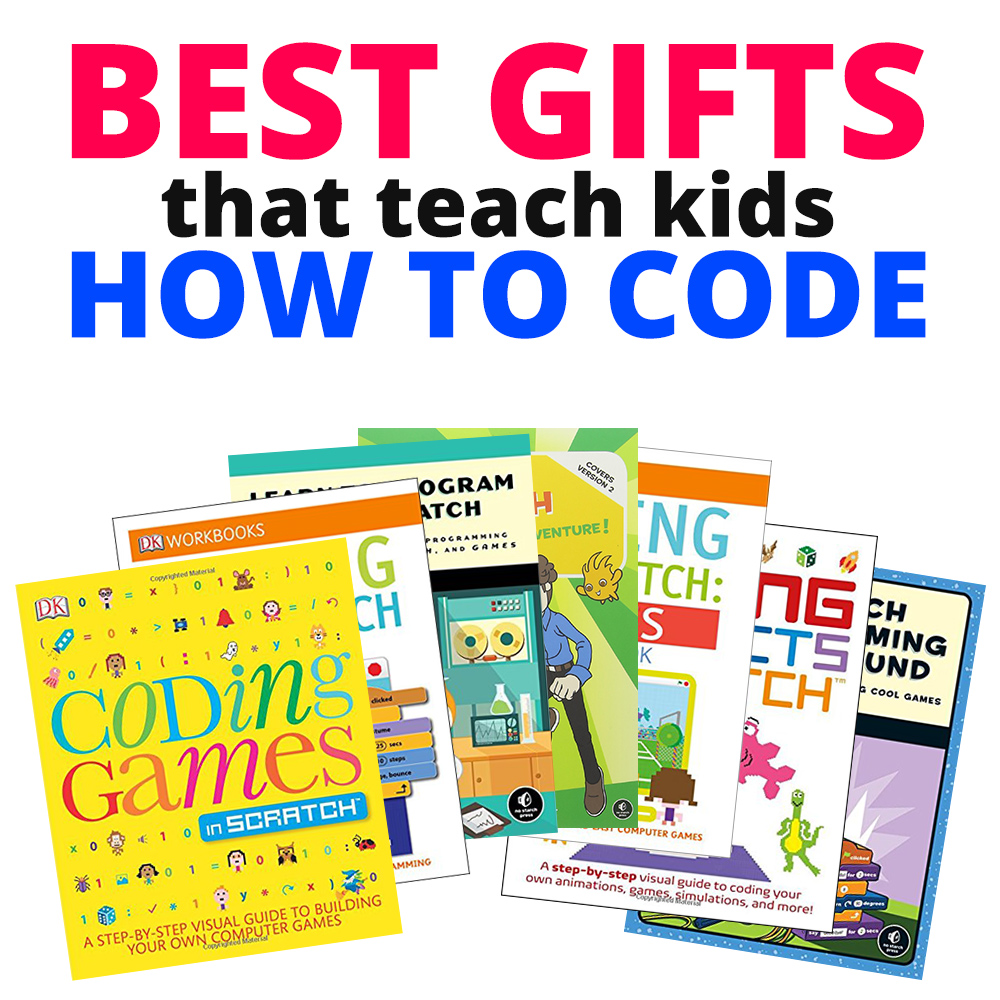 Kids Learn To Code with SCRATCH - great resources to help kids learn to code