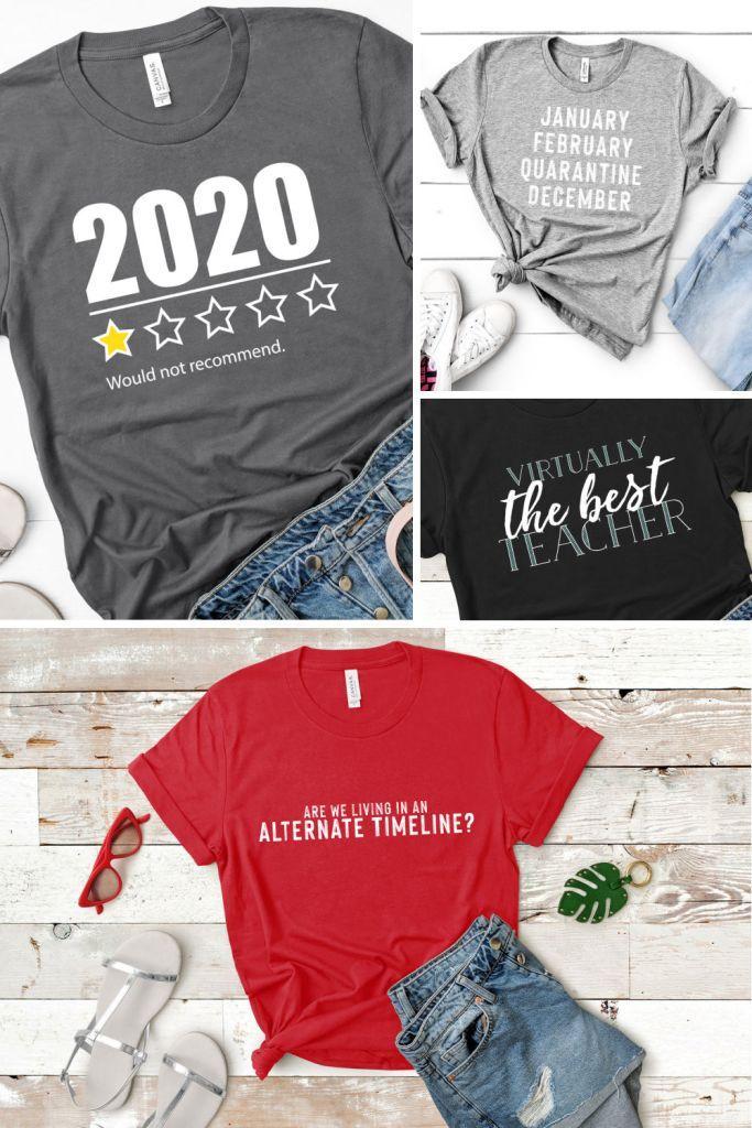 10 Funny 2020 T-Shirts