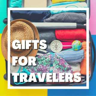 suitcase hat clothes color travelers