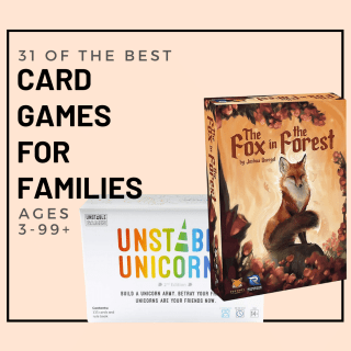 31 of the best card games for families ages 3-99+