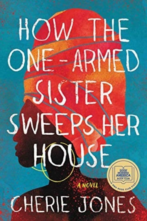 book cover of how the one-armed sister sweeps her house