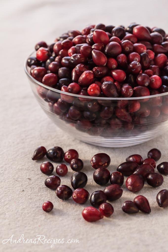 Cranberries - Andrea Meyers