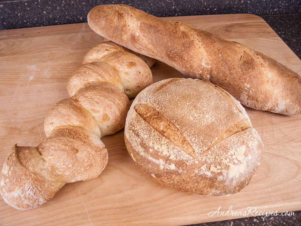 julia child s french bread daring bakers andrea meyers