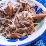 Roasted Eggplant with Gruyere - Andrea Meyers