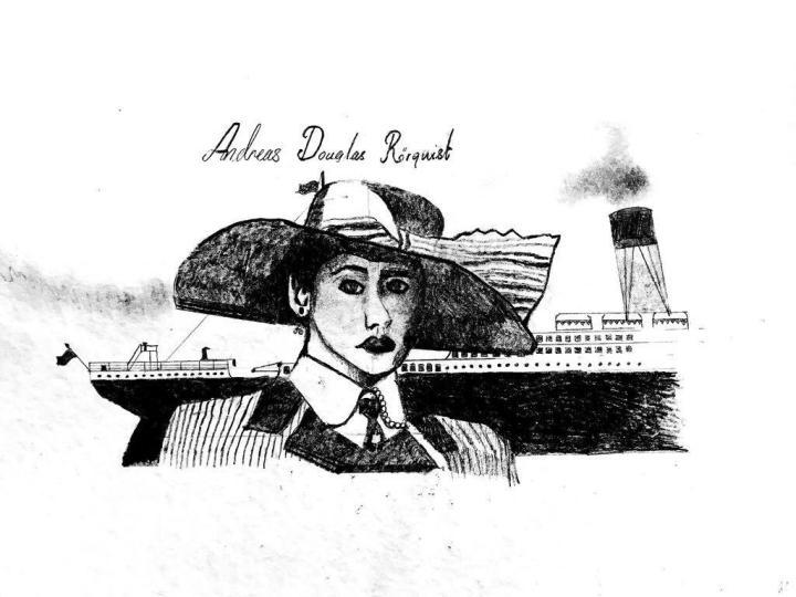 Titanic Andreas Rörqvist