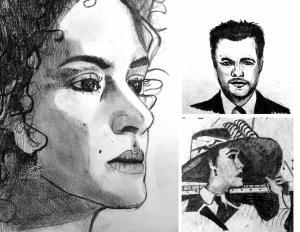 Titanic Andreas Rörqvist Sketching Art