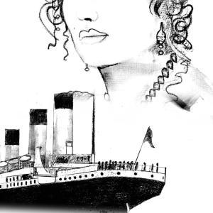 Homepage Konstnär Andreas Rörqvist Titanic