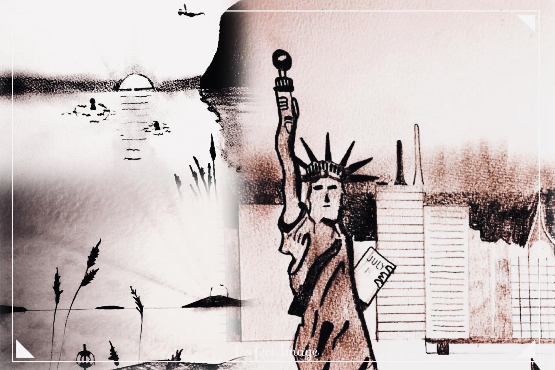 Sketching Art New York USA Andreas Rörqvist Homepage