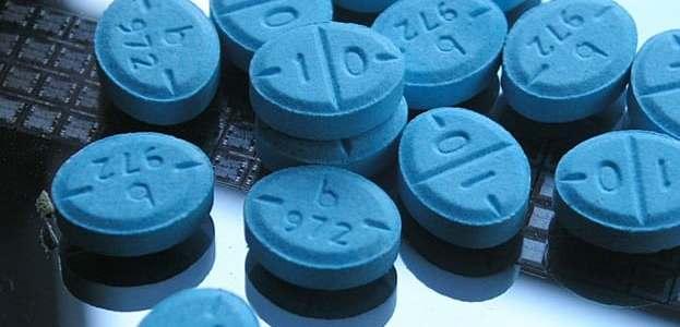 Amfetamin tabletter
